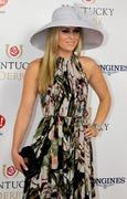 Lindsey Vonn at The Kentucky Derby on 5/5/12 x 1 MQ