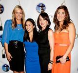 Хоуп Соло, фото 24. Hope Solo Power Of I Celebrating Women & Sport Gala Dinner in LA - 17.02.2012, foto 24