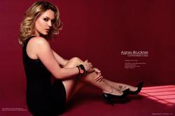 Agnes Bruckner x9 Regard (US) June, 2013