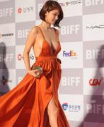Oh In-Hye - Busan Film Festival Oct.'11 (Very Cleavy)