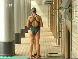 German Swimmer Franziska Van Almsick Picture Post
