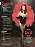 Tina Fey in Red Hot in Entertainment Weekly Magazine Pictures