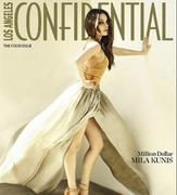 Mila Kunis ~ LA Confidential ~ Summer Issue 2011