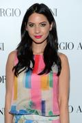  Olivia Munn - Giorgio Armani Beauty Luncheon in Beverly Hills 12/06/12