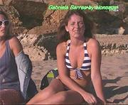 Gabriela Barros sensual em biquini no filme A casa das mulheres